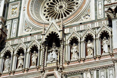 De kathedraal, Florence, Italië royalty-vrije stock foto's