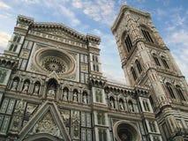 De Kathedraal Florence Italië van Duomo Royalty-vrije Stock Foto