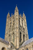 De Kathedraal het Verenigd Koninkrijk van Canterbury Stock Fotografie