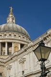 De Kathedraal Londen van heilige Paul Stock Afbeelding