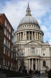 De Kathedraal Londen van Saint Paul ` s Stock Foto's