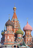 Russische Orthodoxe Kerk Royalty-vrije Stock Foto