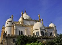 De Kathedraal Tunesië van Carthago Stock Foto's