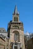 De Kathedraal van Aken Royalty-vrije Stock Foto