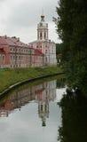 De kathedraal van Alexander Nevsky stock fotografie