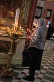 De kathedraal van Alexander Nevsky Royalty-vrije Stock Foto