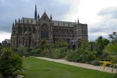 De Kathedraal van Arundal Stock Foto's