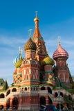De Kathedraal van Basil The Blessed Royalty-vrije Stock Foto's
