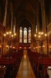 De Kathedraal van Bazel Stock Afbeelding