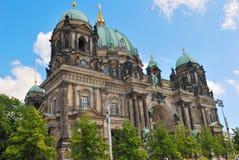 De kathedraal van Berlijn Royalty-vrije Stock Foto's