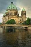 De Kathedraal van Berlijn Stock Afbeelding
