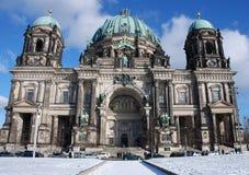 De Kathedraal van Berlijn Stock Afbeeldingen