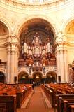 De Kathedraal van Berlijn (Berliner Dom) Royalty-vrije Stock Foto's
