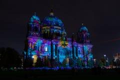 De Kathedraal van Berlijn (Berliner Dom) Stock Fotografie