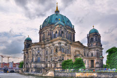 De Kathedraal van Berlijn, Duitsland Royalty-vrije Stock Fotografie