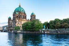 De Kathedraal van Berlijn, Duitsland Stock Afbeelding