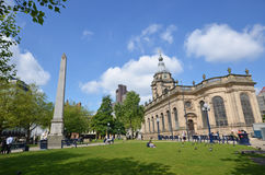 De Kathedraal van Birmingham royalty-vrije stock foto's
