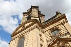 De Kathedraal van Birmingham stock fotografie