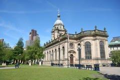 De Kathedraal van Birmingham, Birmingham royalty-vrije stock foto