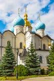 De Kathedraal van Blagoveshchensky Stock Afbeelding