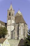 De Kathedraal van Breisach stock foto's