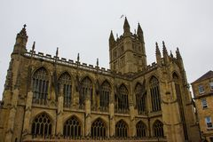 De Kathedraal van Canterbury in Canterbury royalty-vrije stock fotografie