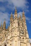 De Kathedraal van Canterbury Stock Afbeelding