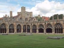 De Kathedraal van Canterbury royalty-vrije stock fotografie