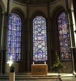 De Kathedraal van Canterbury Stock Fotografie