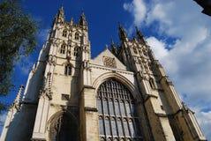 De Kathedraal van Canterbury royalty-vrije stock afbeelding