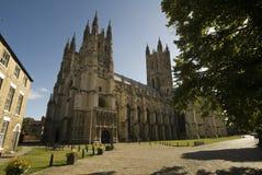 De Kathedraal van Canterbury Royalty-vrije Stock Afbeeldingen