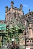 De kathedraal van Chester, het UK royalty-vrije stock fotografie