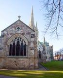 De Kathedraal van Chichester Royalty-vrije Stock Afbeeldingen