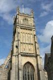 De Kathedraal van Cirencester, Engeland Stock Afbeeldingen
