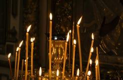 De Kathedraal van de drievuldigheid in Pskov het Kremlin Royalty-vrije Stock Afbeelding
