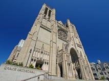 De Kathedraal van de gunst Stock Afbeeldingen