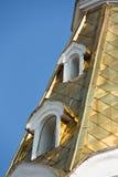 De Kathedraal van de interventie Royalty-vrije Stock Afbeeldingen