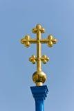 De Kathedraal van de interventie Stock Foto