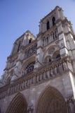 De kathedraal van de Notredame Stock Foto