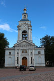 De Kathedraal van de transfiguratie Royalty-vrije Stock Foto