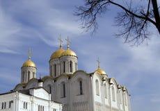De Kathedraal van de veronderstelling royalty-vrije stock foto's