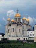 De Kathedraal van de veronderstelling. Stock Afbeeldingen