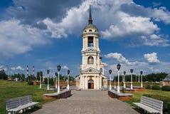 De Kathedraal van de veronderstelling in Voronezh Royalty-vrije Stock Afbeelding