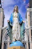 De kathedraal van de vlekkeloze conceptie royalty-vrije stock fotografie