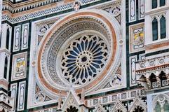 De kathedraal van Duomo in Florence, Italië stock afbeelding