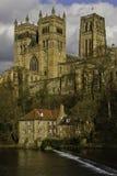 De Kathedraal van Durham Royalty-vrije Stock Fotografie