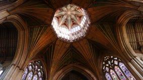 De kathedraal van Ely Royalty-vrije Stock Foto's