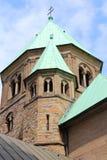 De Kathedraal van Essen, Duitsland Stock Afbeeldingen