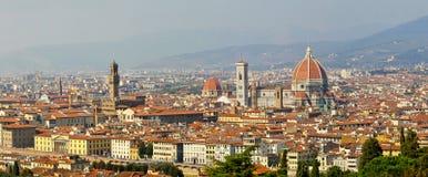 De Kathedraal van Florence stock afbeeldingen