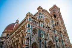 De kathedraal van Florence -1a Royalty-vrije Stock Foto's